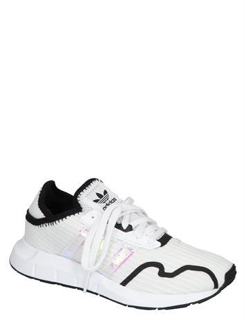 Adidas Swift Run X Kids White Silver
