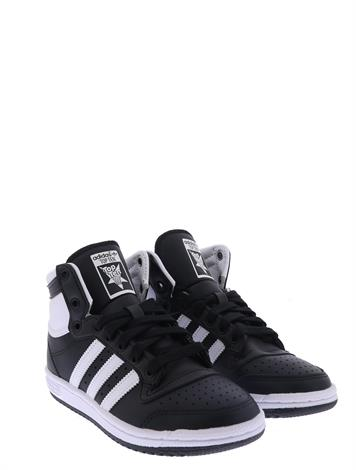 Adidas Top Ten Hi Black FTWR White