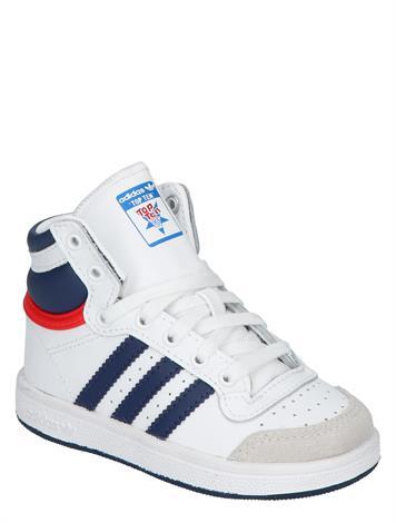 Adidas Top Ten Hi Kids White