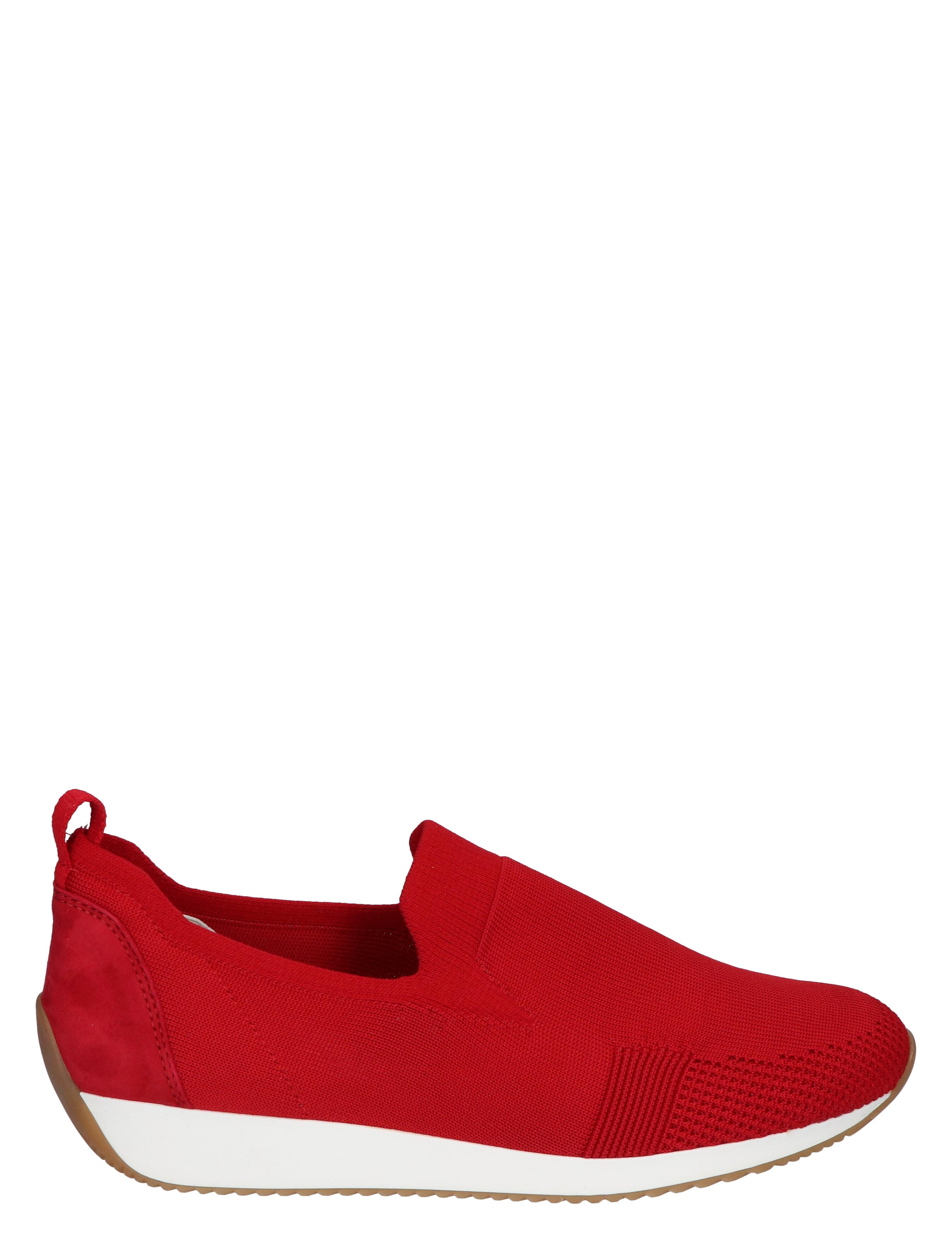 Ara 1234080 Red G-Wijdte Instapschoenen