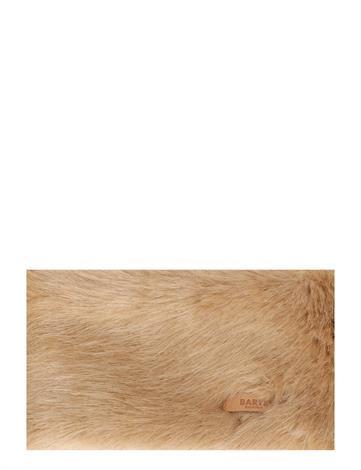 Barts Fur Headband Light Brown