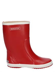 Bergstein Rubberlaars Rainboot Red
