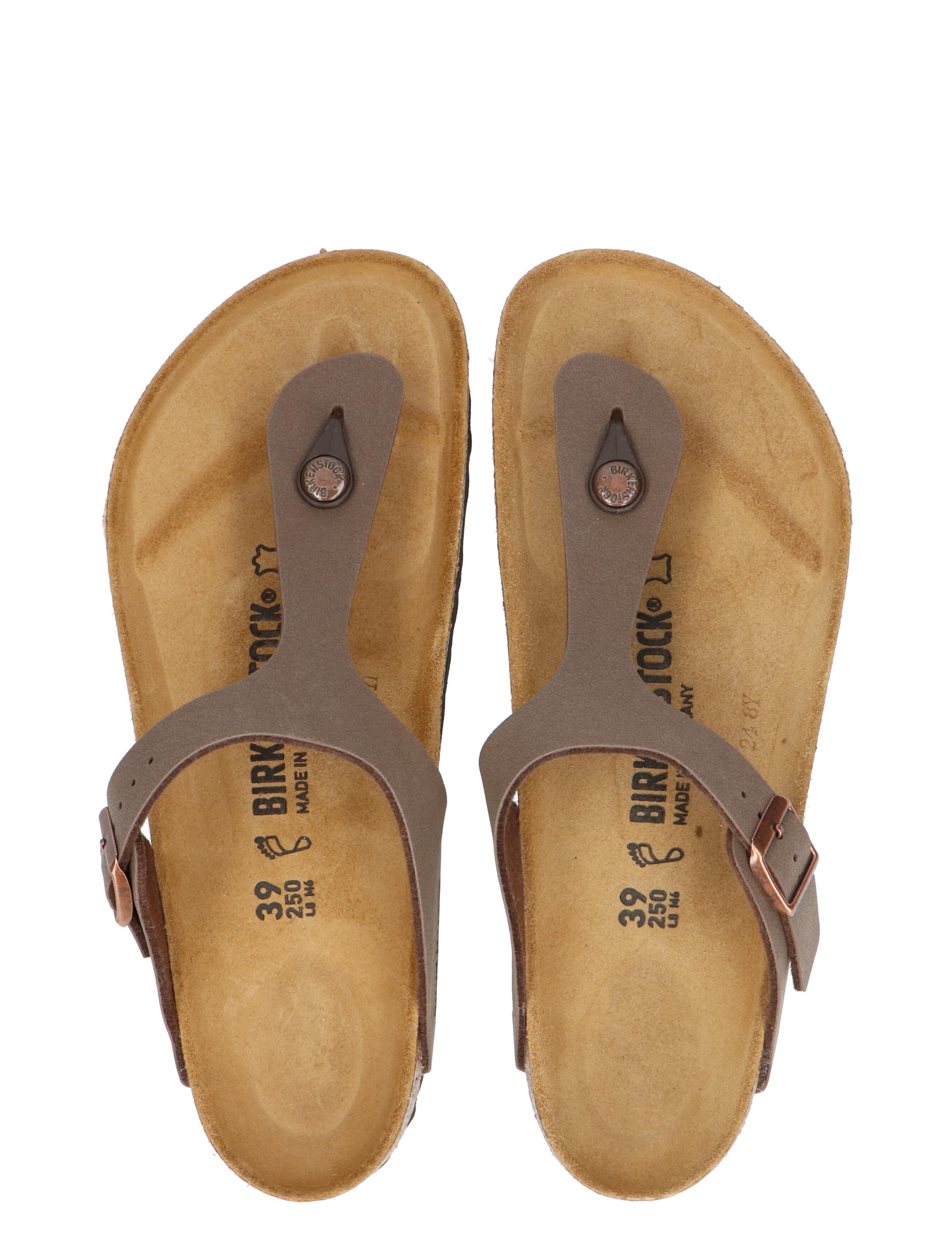 Birkenstock Gizeh Mocca Normaal Slippers