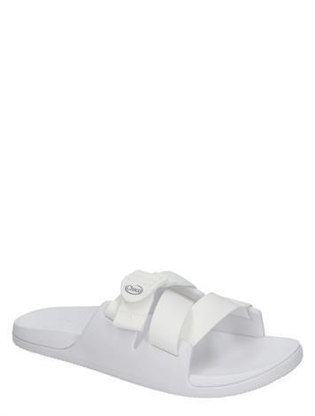 Chaco Chillos Slide White