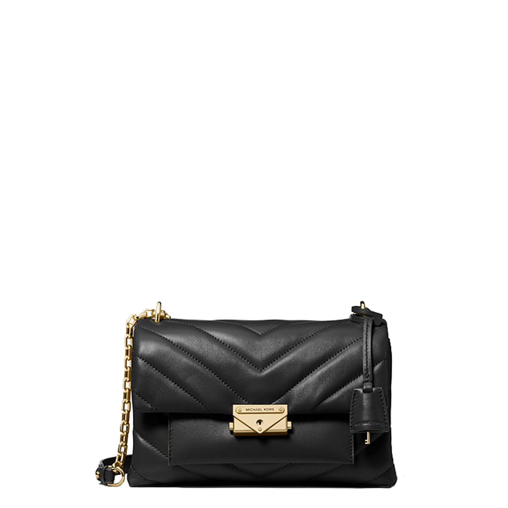 Michael KorsCece Medium Chain Shoulderbag Black