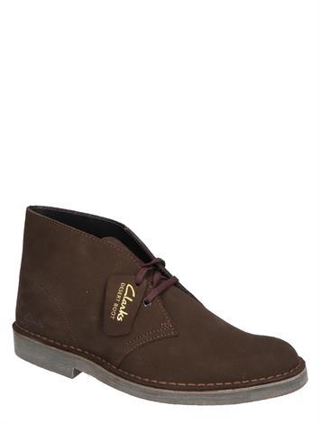 Clarks Originals Desert Boot 2 Dark Brown Suede