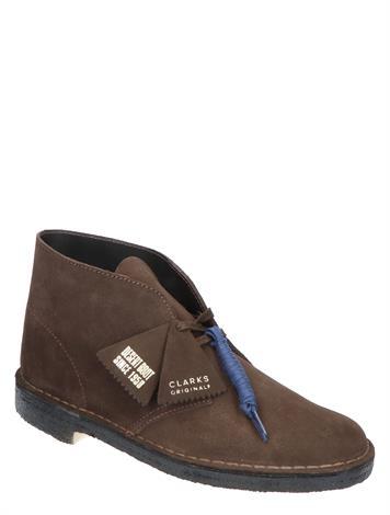 Clarks Originals Desert Boot Brown