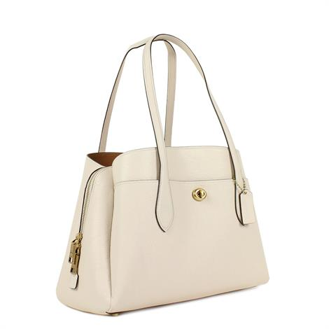 Coach Lora Carryall Chalk