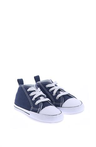 Converse Chuck Taylor First Star Hi Navy