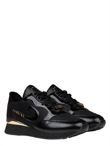 Cruyff Parkrunner Black Gold