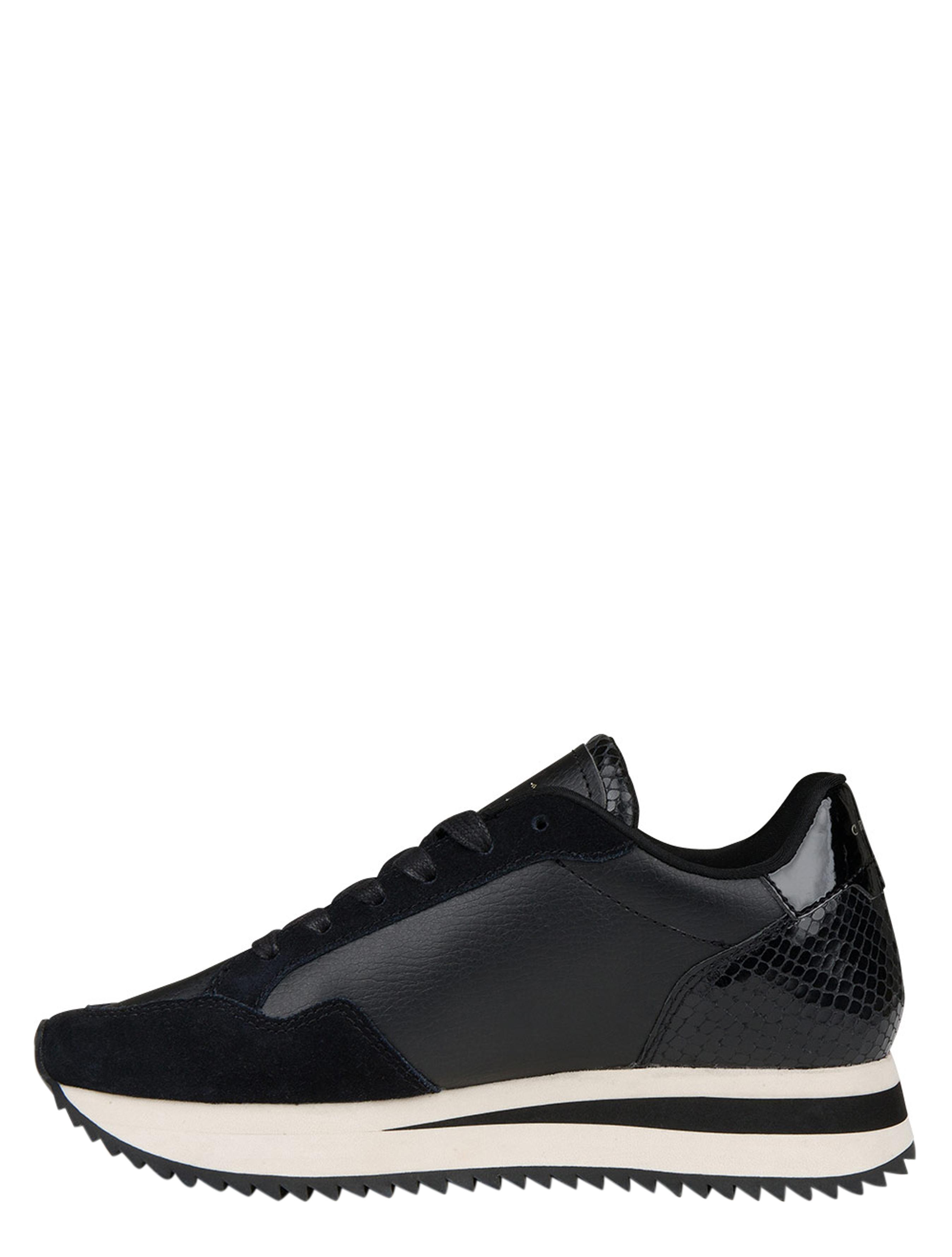 Cruyff Sierra Black Platform sneakers