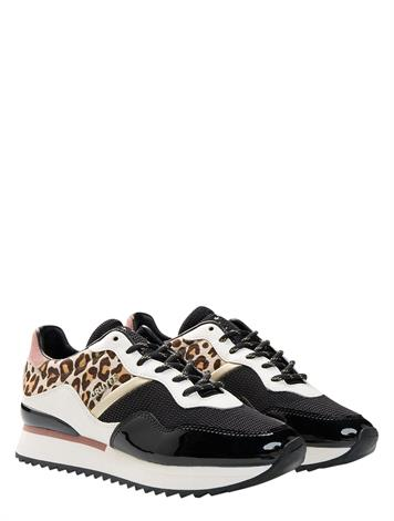 Cruyff Wave Black Leopard