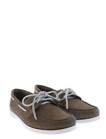 Cypres Barbo Nubuck Dark Grey