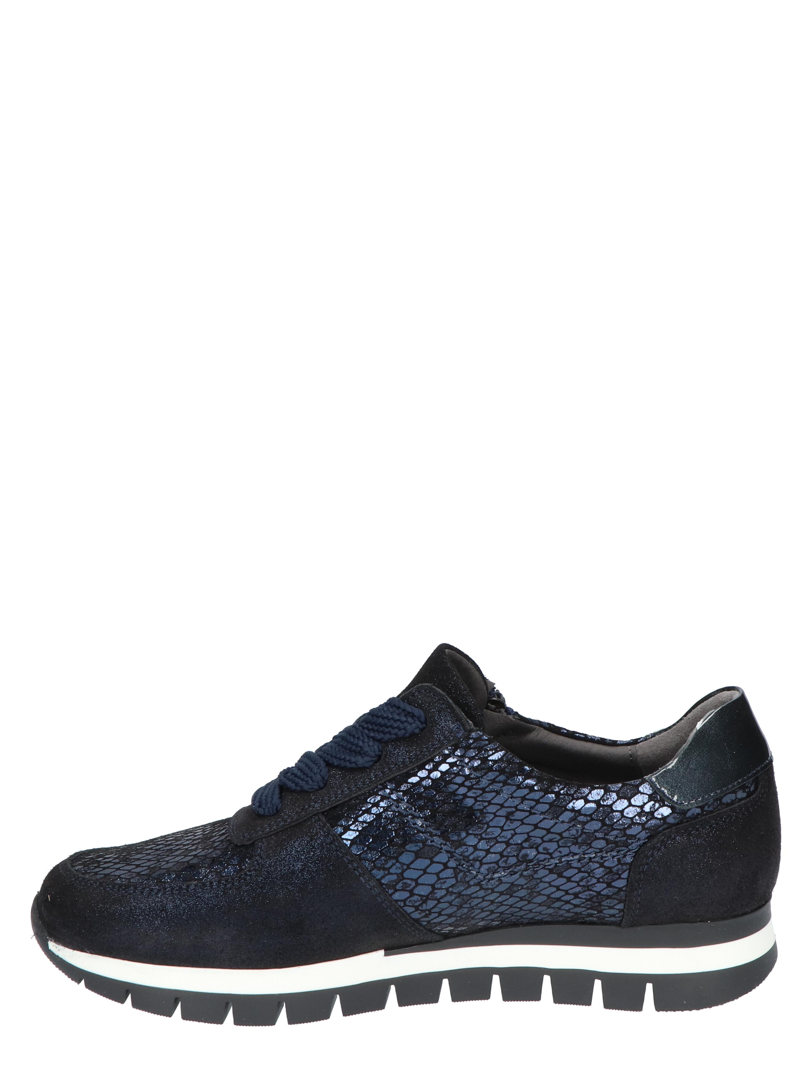 Cypres Comfort Liz Blue G+ Wijdte Sneakers