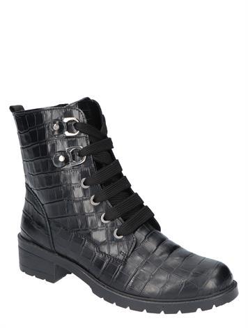 Cypres Comfort Lyske 2048504 Black Croc 978