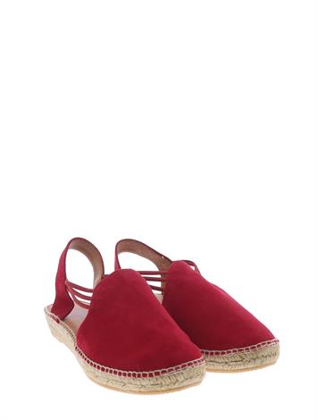 Cypres Hailly Suede Red
