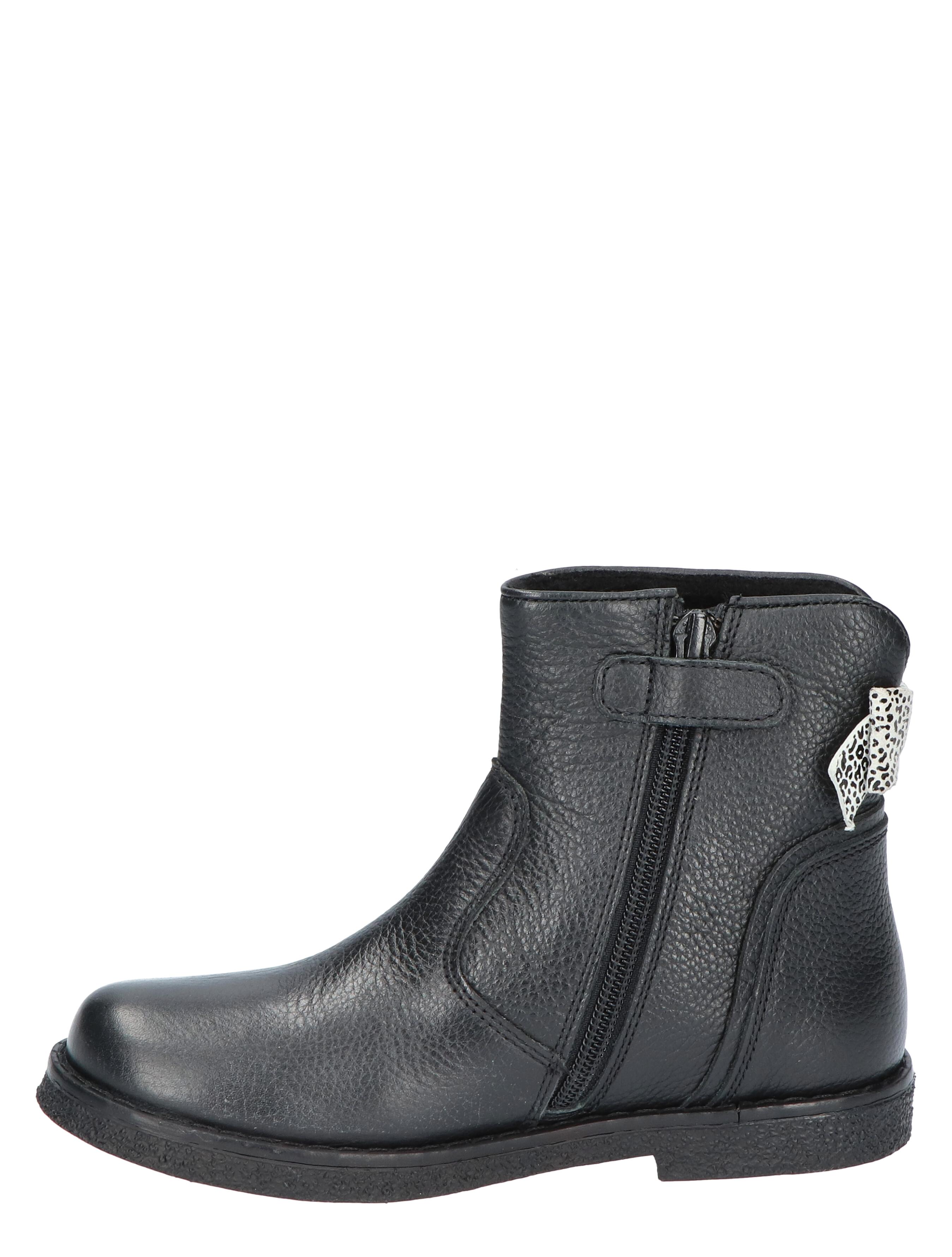 Cypres Lenneke Sabrina Black Boots