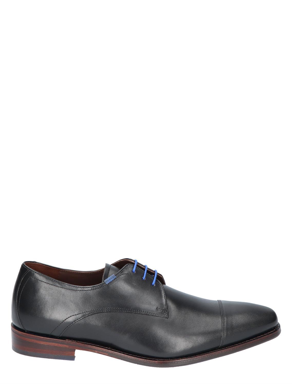 Floris De Bommel 16252 G De + Bleu Foncé Chaussures À Lacets ejoI4YCn6c