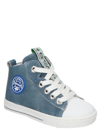 Develab 41469 Blue Suede