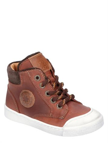 Develab 44217 Cognac Brushed Washed