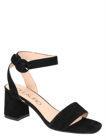 Di Lauro Kimberley 2117552 Black Sheep Suede