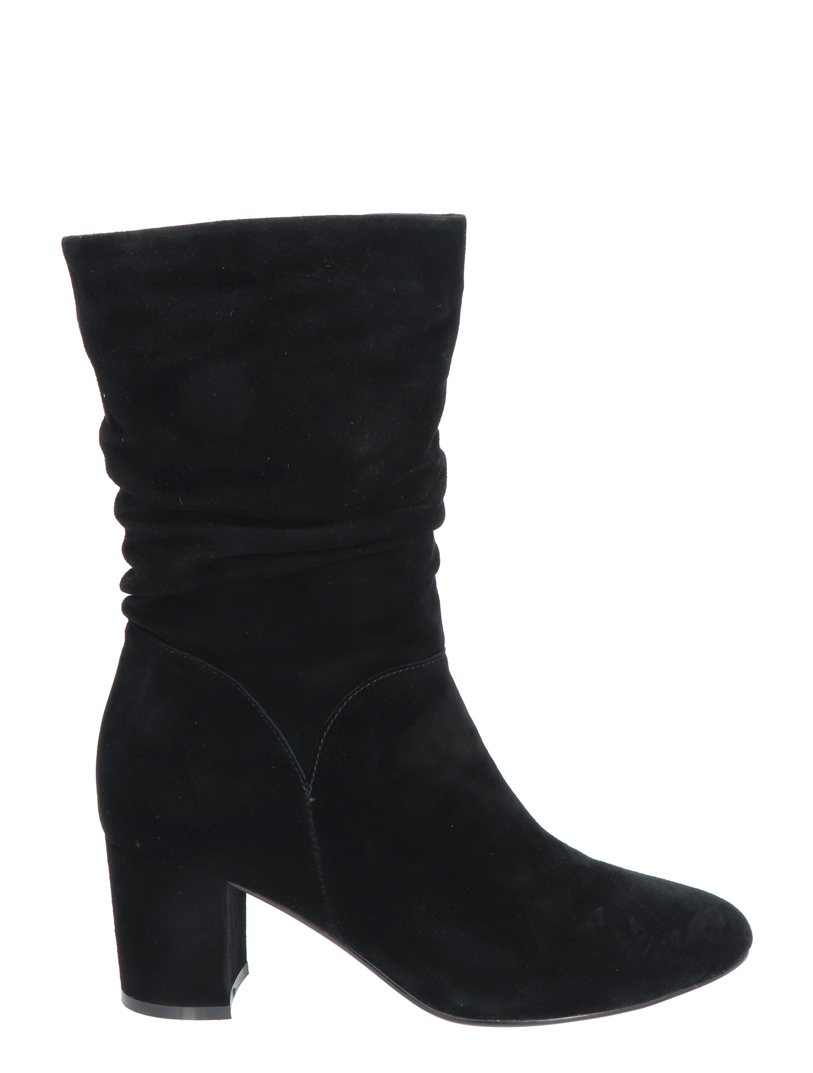 Di Lauro Lora Black Boots