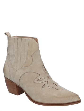 Di Lauro Maisy 2117374 A526 Sand Cow Suede