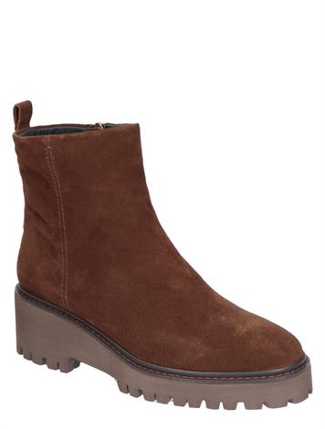 Di Lauro Narcis Brown Cow Suede