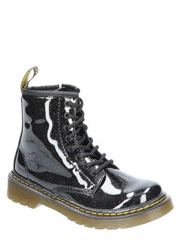 Dr Martens 1460 Glitter Black Coated