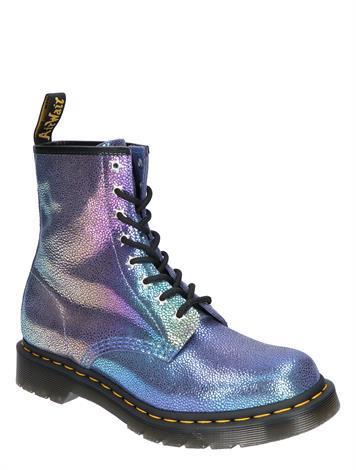 Dr Martens 1460 Rainbow Ray Purple Rainbow