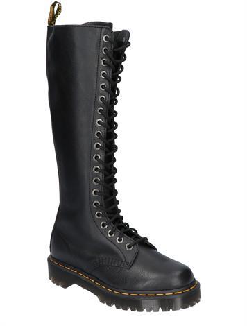 Dr Martens 1B60 Bex 20 Eye Boot Black Pisa