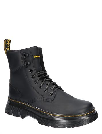 Dr Martens Tarik 8 Tie Boot Black Wyoming