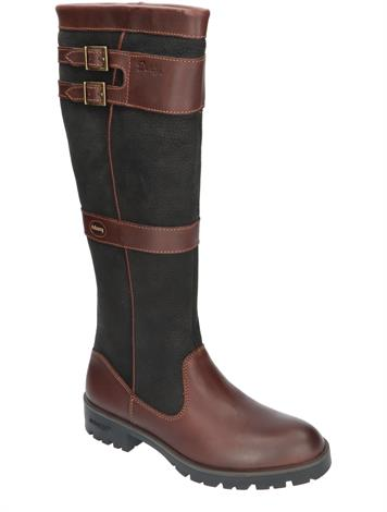 Dubarry Longford Black Brown