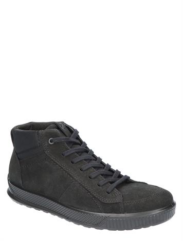 ECCO By Way Nubuck Mid Black