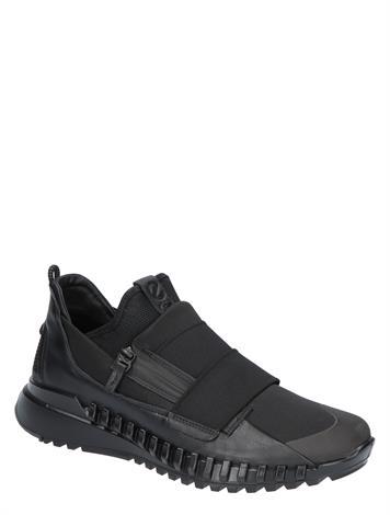ECCO Zipflex Black Black Dritton