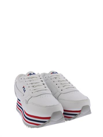 Fila Orbit Zeppa F Wmn White Stripe