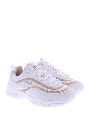 Fila Ray M Women White Rose