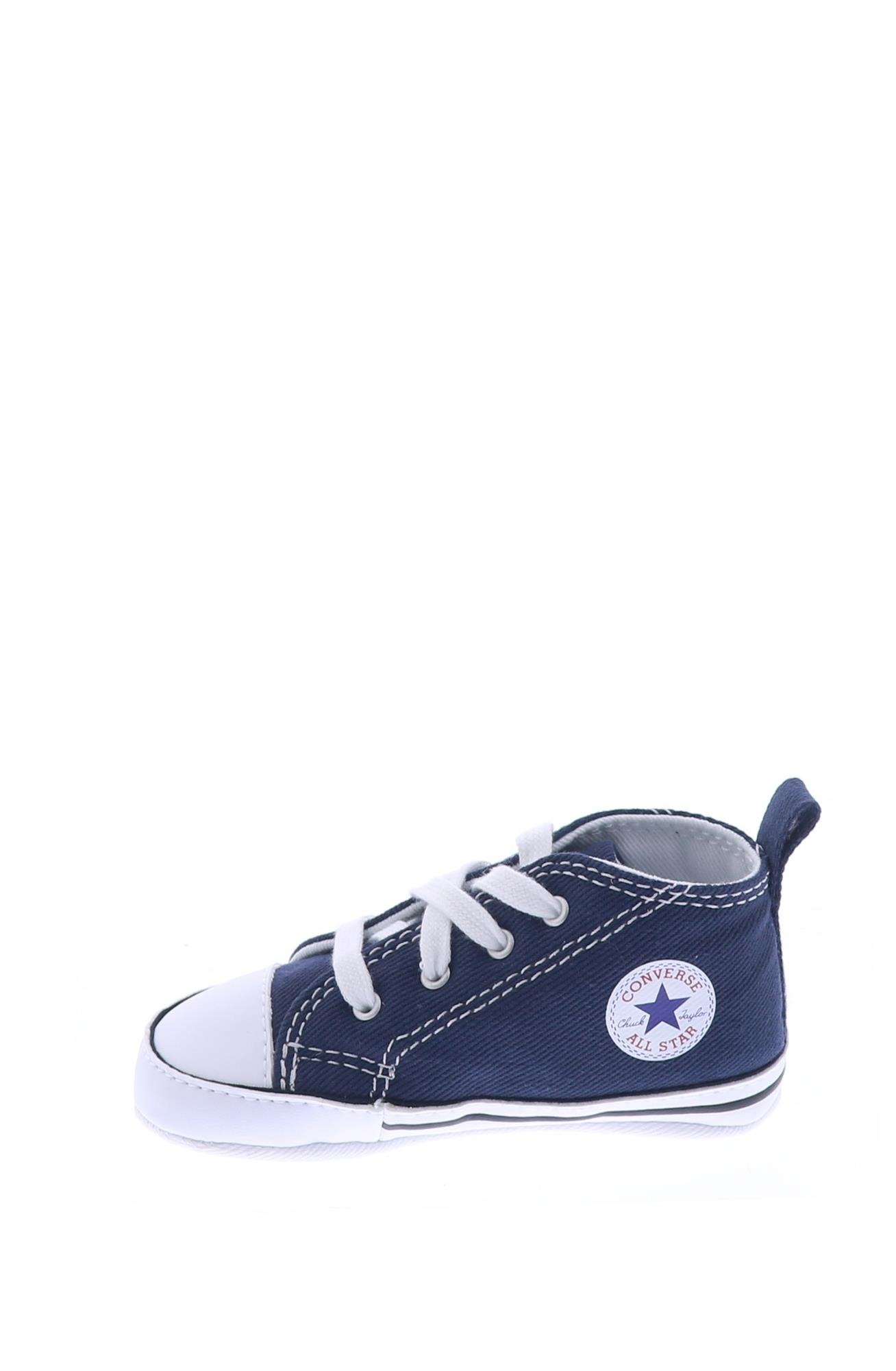 Converse CT First Star Hi Navy Baby Schoenen Nolten