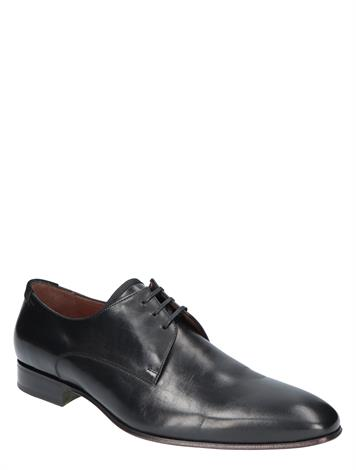 Floris van Bommel 14095 Black Calf G+