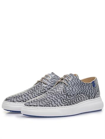 Floris van Bommel 18400 10 Light Grey H-Wijdte