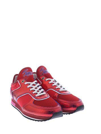Floris van Bommel 85261 Dames Sneaker Red