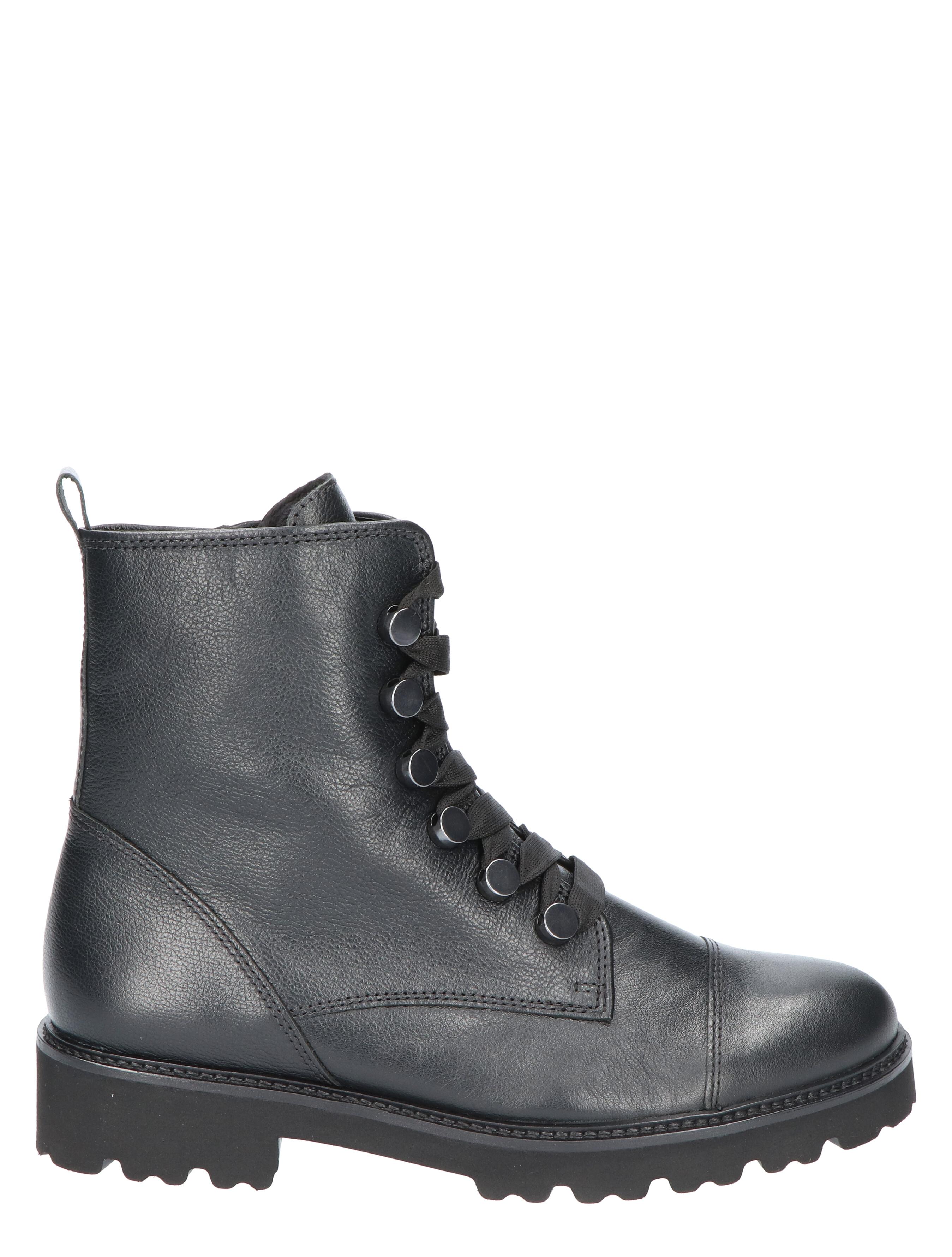Gabor 51.801 Black G-Wijdte Boots