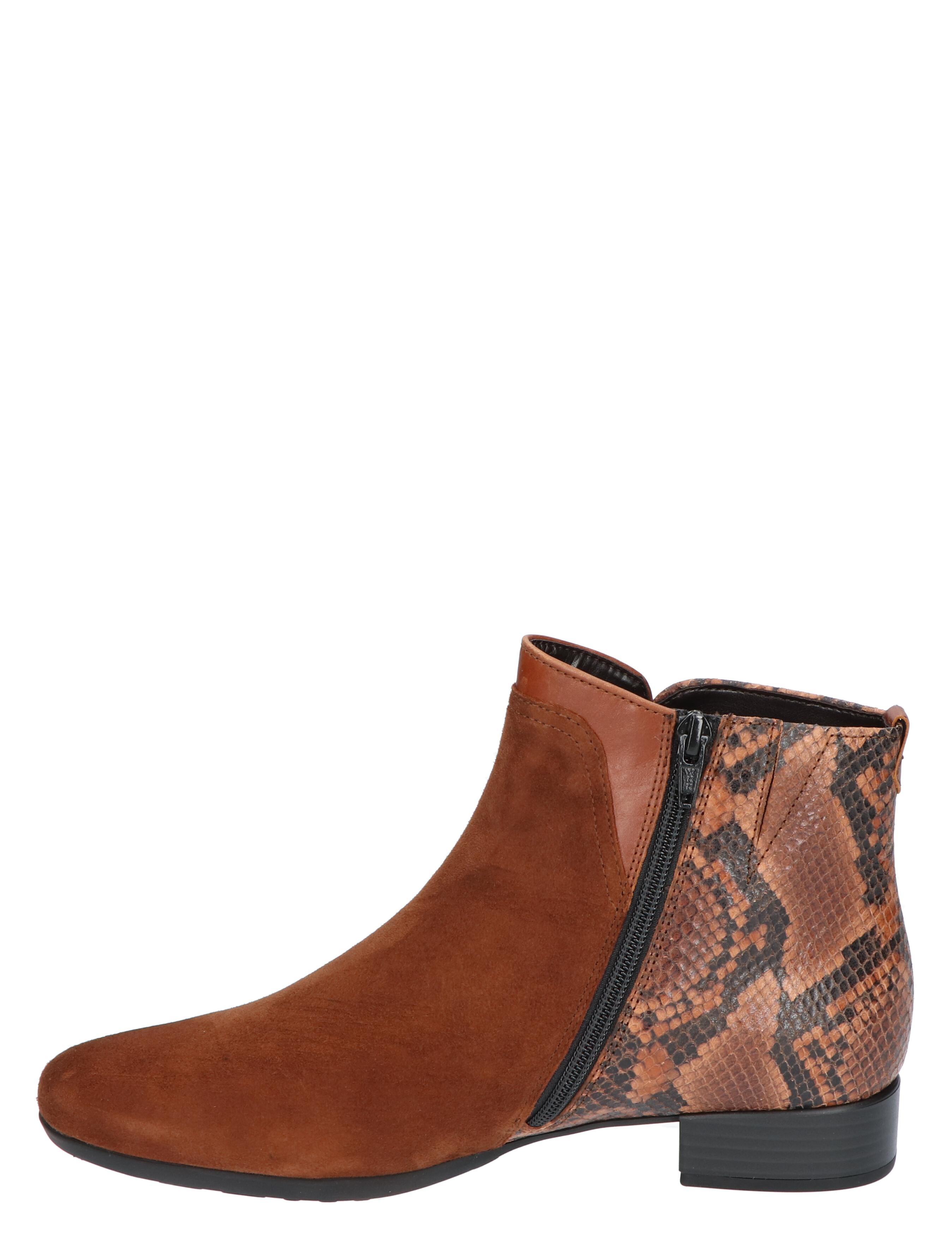 Gabor 72.712 Brown H-Wijdte Boots