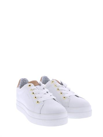 Gant Aurora Low Lace Bright White