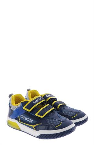 Geox J029CA Blue Yellow
