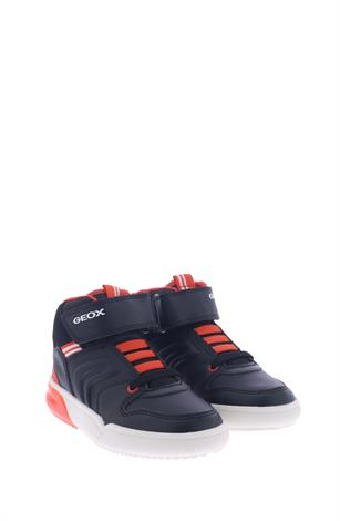 Geox J949YC Black Orange