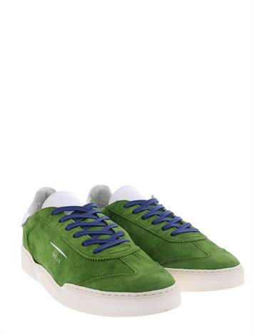 Ghoud Venice L1LM Suede Leat Green White