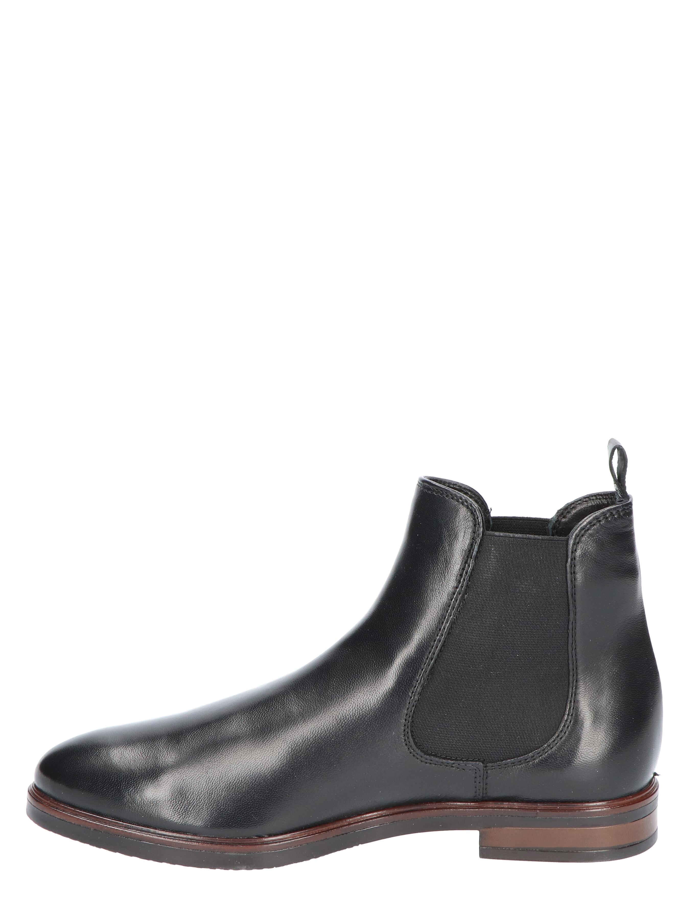 Gioia Chelsea Guardolo Nero Chelsea boots