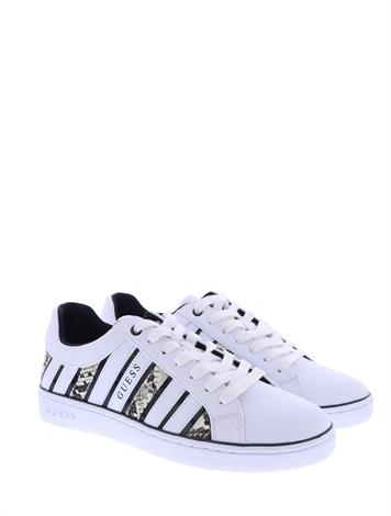 Guess Bolier White