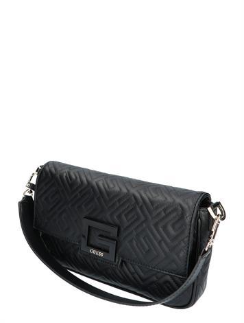 Guess Bright Siede Shoulder Bag Black